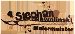 Malermeister Rewolinski Berlin Logo
